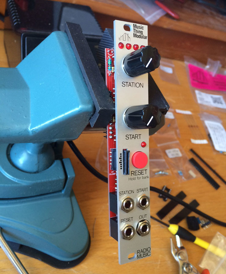 DIY Modular – build 01 | Music of Sound