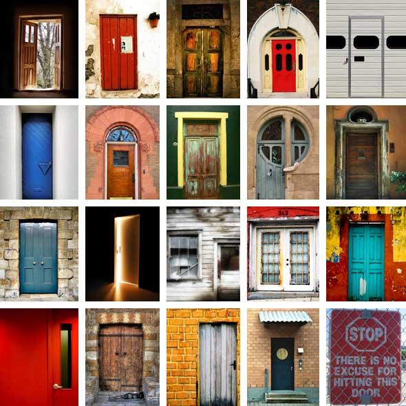 20 doors