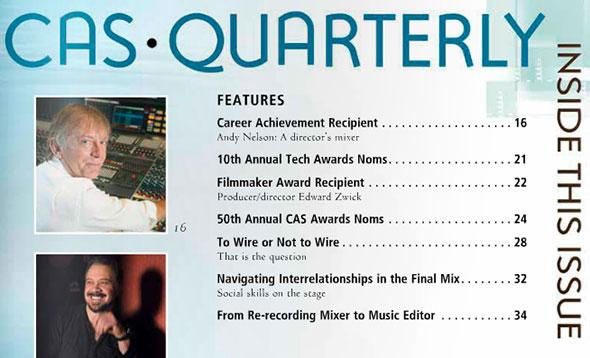 CAS Journal