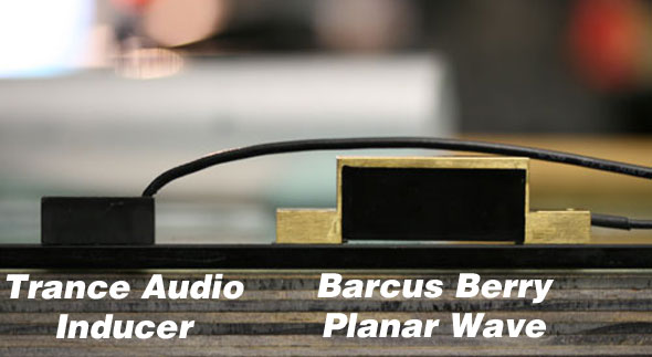 barcus berry contact mic