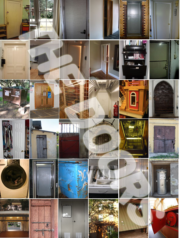 DOORS compile