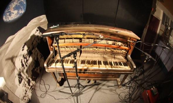 Tortured Piano recording