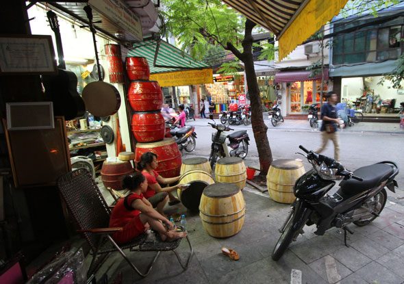 Vietnam Music Shops
