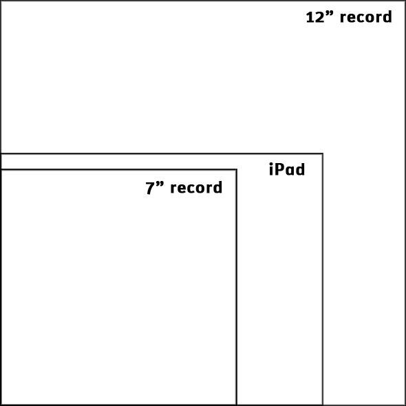 ipad vinyl