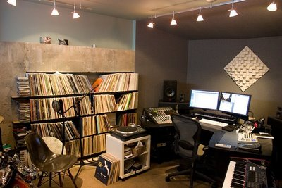 Home Music Studio Design | Home Decorating Ideas