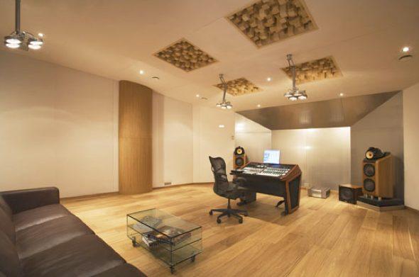 Amsterdam Mastering studio