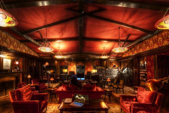 Hans Zimmers studio