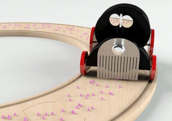 train musicbox